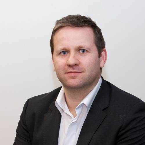 Iain Duncan - Head of Trading