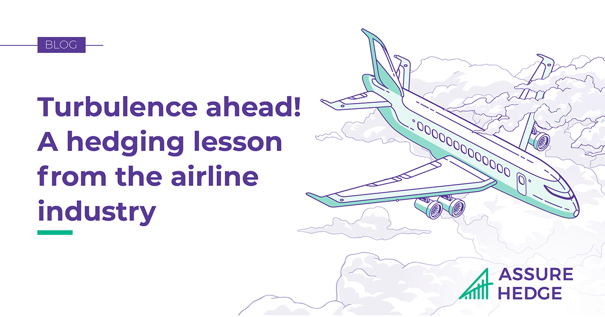 Turbulence ahead! A hedging lesson from the airline industry