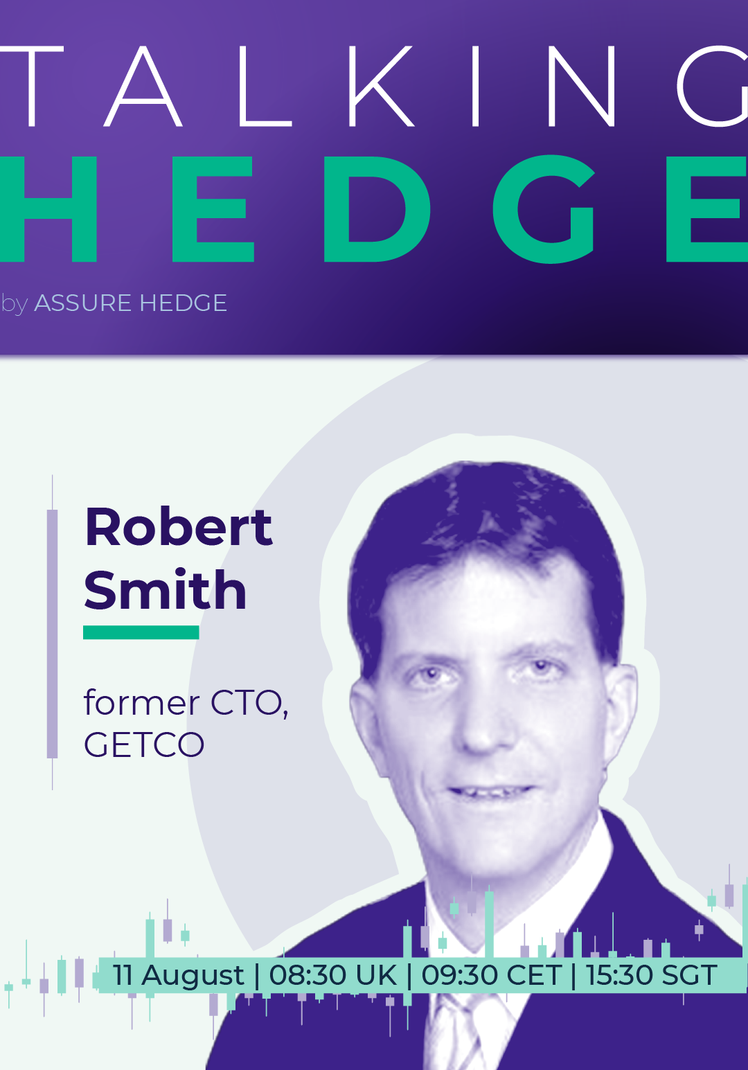Setting the record straight on High Frequency Trading w/ Robert Smith